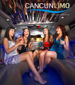 Cancun Limo Services - Bachelor(ette) Party
