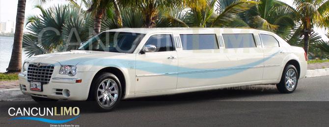 cancun limo fleet chrysler 300c limo. Black Bedroom Furniture Sets. Home Design Ideas