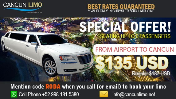 Cancun Airport limousine